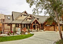 luxury craftsman with bonus room 23283jd architectural designs