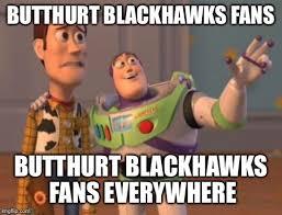 Blackhawks Meme - x x everywhere meme imgflip