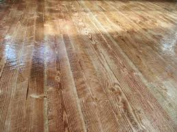 circular sawn burnt flooring montana specialty log