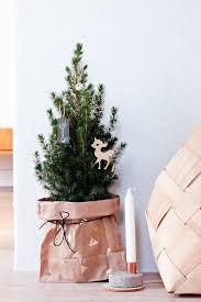 brown bag tree skirt weihnachtsdeko u karten pinterest