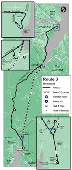 route 3 transit