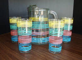 Vintage Kitchen Canisters Retro Vintage Anodised Jason Canister Set Matching Spice Canisters