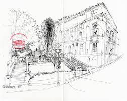 more tacoma sketches seeing thinking drawing
