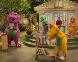barney u0026 friends georgia public broadcasting