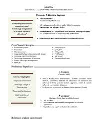 Sample Resume For Experienced Software Engineer Doc by Resume Sample Doc Sample Entry Level Job Resume Template Doc