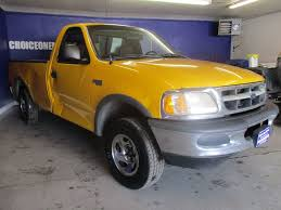 Ford F 150 Yellow Truck - 1997 used ford f 150 reg cab 2wd v6 auto at choice one motors