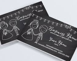 Business Card Wedding View Business Card Designs By Rhondajai On Etsy