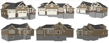 Home Design 3d Upstairs Wasatch 4 Car 4 Bed 2271 2 Story U2013 Utah Home Design