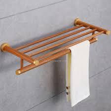 wood towel bars nice bathroom towel holder ideas small home