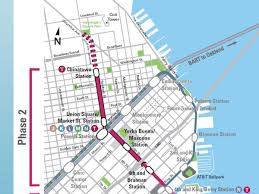 San Francisco California Map by Updated Mapping Building Projects Changing The Face Of Soma
