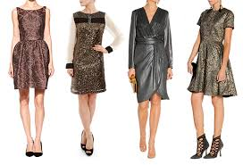 metallic madness wedding guest dresses for spring onefabday com