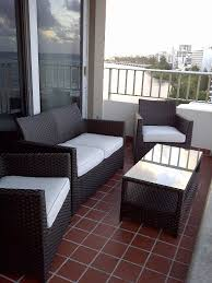 Apartment Patio Decor by Stunning Apartment Balcony Furniture Pictures Interior Design