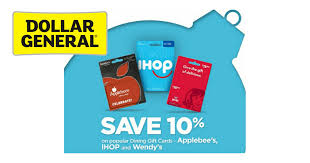 ihop gift cards yay discounted gift cards at dollar general