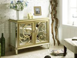 home design glamorous gold mirrored furniture dresser home