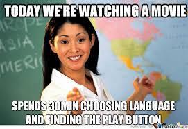 Clueless Meme - scumbag clueless teacher by blulizard meme center