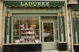 laduree coup de foudre laduree window displays for miniature