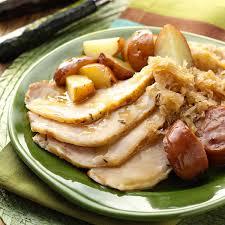 oktoberfest menus and recipes oktoberfest pork roast recipe taste of home