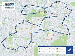 Nyc Marathon Route Map by 25 Amazing Running Routes Around The World Cognizance