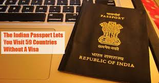 where can i travel without a passport images Did you know the indian passport allows you to travel to 59 jpg