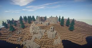 Solstheim Map The Elder Scrolls V Skyrim In Minecraft Island