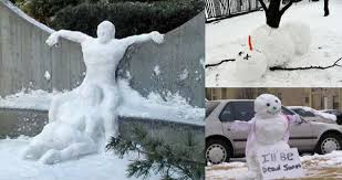 Snowman Meme - these aren t your ordinary snowmen 24 funny pics memes