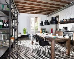 Industrial Home Interior Design 15 Brilliant Design Ideas To Make Your Kitchen More Stylish