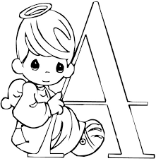 amazing precious moments alphabet coloring pages 60 coloring