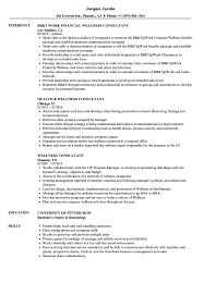 sle of resume wellness consultant resume sles velvet