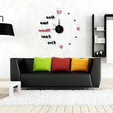 Modern Wall Clocks Wall Decor Ergonomic Modern Wall Decor For Sale For Your House