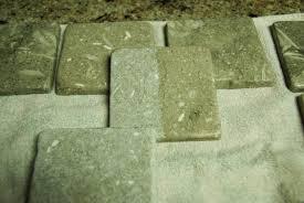 The Granite Gurus The Power Of Color Enhancing Sealer On Stone - Sealing travertine backsplash