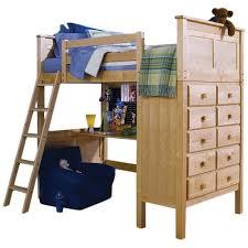 Bunk Beds With Dresser Epoch Design Loft Bed With Dresser Reviews Wayfair