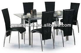 chaises pas ch res l gant table et chaise pas cher tina 3352 4 eliptyk
