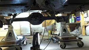 ford mustang 8 8 rear end 1966 mustang rear end removal lapse