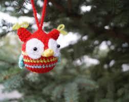 ornaments felt ornament set of 2