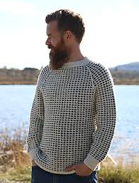 fisherman sweater ravelry fisherman s sweater fiskergenser pattern by