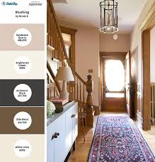 planning our paint color palette with the simply yours tool