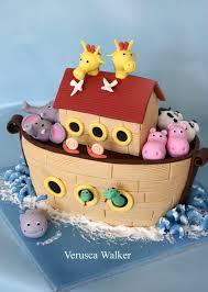 3d cake noah ark 3d cake by verusca on deviantart