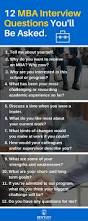 What Is Your Long Term Career Objective 12 Mba Interview Questions You Ll Be Asked Preparedu View