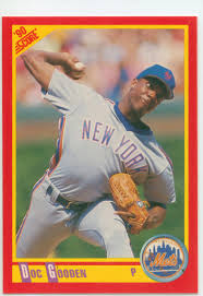 Answer Man Dwight Gooden Talks - dwight gooden 30 year old cardboard page 9