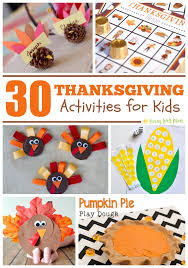 30 thanksgiving activities for