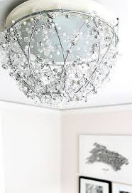 Basket Chandeliers Light Up The Room With These Diy Chandeliers The Perfect Diy