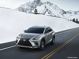 view the lexus nx hybrid nx f sport from all angles when you are