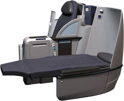 flat bed seats which airlines have them and whose are most