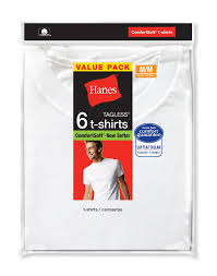 Comfortable T Shirts Amazon Com Hanes Men U0027s Freshiq Crew T Shirt 6 Pack And 12 Pack