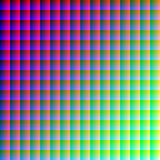 Shades Of Red Rgb Bitmap2lcd Software Tool Blog About Glcd Displays And