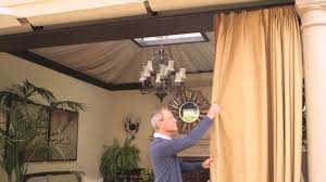 how to decorate an outside canopy outdoor design youtube
