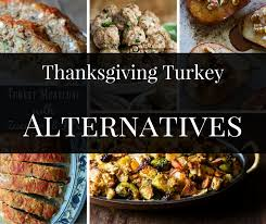 thanksgiving turkey alternatives common sense
