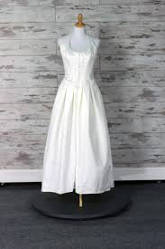 mcclintock wedding dresses mcclintock a line wedding dress ivory size 10