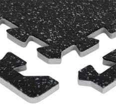 softrubber interlocking tiles are rubber puzzle mats