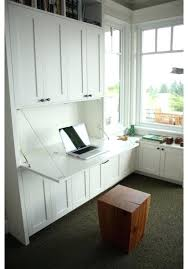 hidden bed desk plans best bed desk ideas on bed office within